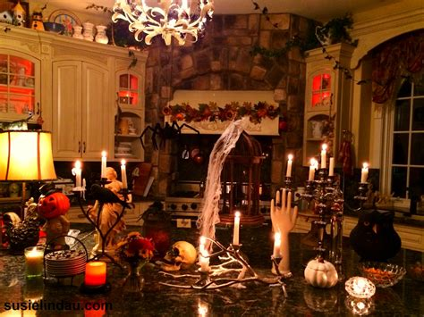 Spooky Halloween Creepy Kitchen Decorations Making The Most Haunted Room At Home Mykitcheninterior | spooky halloween creepy kitchen decorations making the