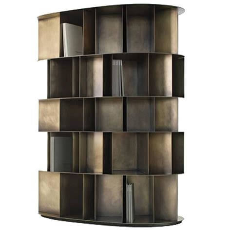 Existence Iron Bookcase By Michele De Lucchi For Iron Bookshelves
