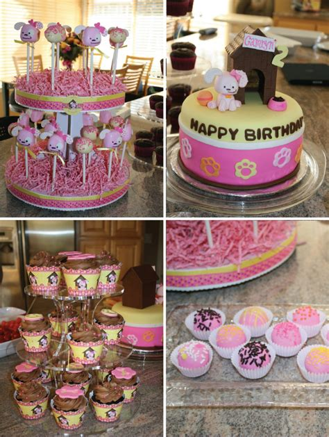 puppy birthday supplies birthday ideas featuring pretty pink nails and puppy tails big