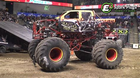 monster truck tv show tmb tv original series episode 5 3 monster x tour