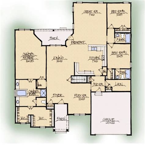 Schumacher Floor Plans | schumacher homes chelsea floor plan home sweet home
