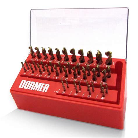 Dormer Drills Australia Dormer 43 A002 Drill Set Wall Mount Metric Dormer