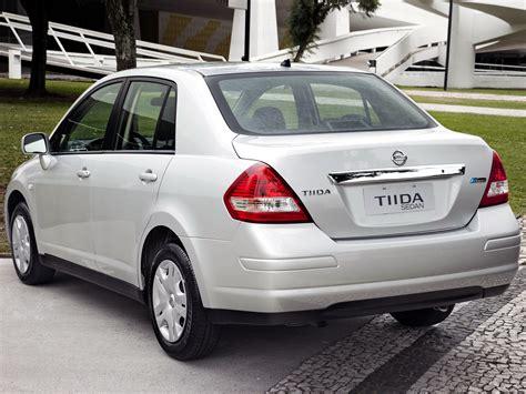 nissan f tiida sedan 1st generation facelift tiida nissan
