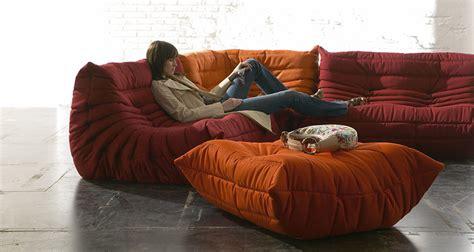 ligne roset togo sofa togo by ligne roset modern sofas linea inc modern