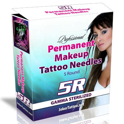 cheap tattoo kits under 20 permanent makeup tattooing needles 5r makeup needles 5r