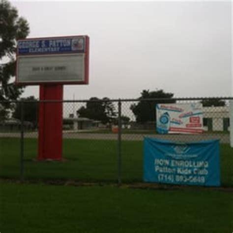Garden Grove Ca Schools Patton Elementary School Elementary Schools 6861 Santa