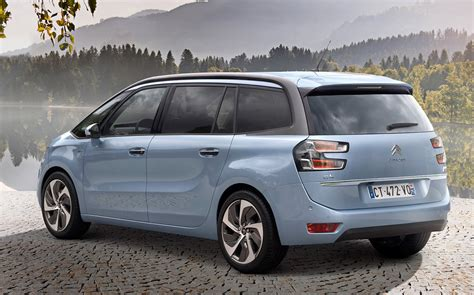 Citroen Grand C4 Picasso by The Clarkson Review 2016 Citro 235 N Grand C4 Picasso