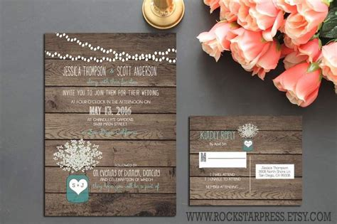 Casual Wedding Invitation Paper by 8 Best Casual Wedding Invitation Images On