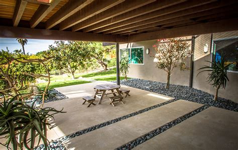 Mexican Beach Pebbles   Modern   Patio   san diego   by Eco Minded Solutions