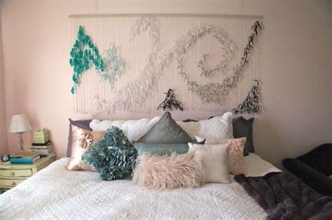 Tied Fabric Headboard Pictures Photos And Images For
