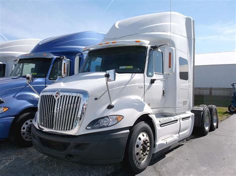 International Sleeper Trucks by 2013 International Prostar Sleeper Truck For Sale Lisle