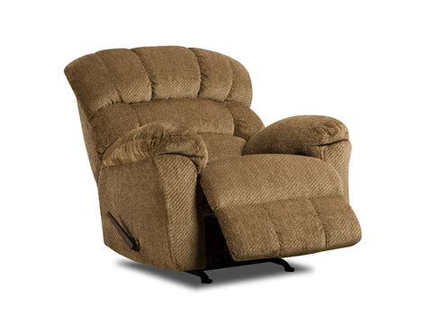 sears recliners furniture simmons upholstery wendall traditional rocker recliner