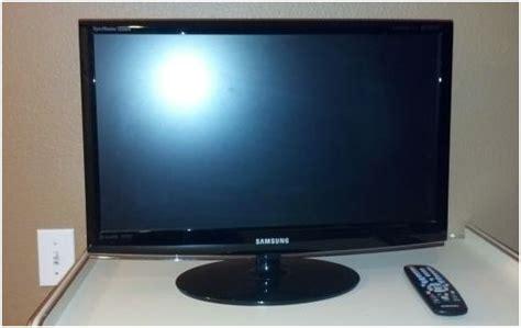 Tv Samsung Flat 29 Inch Bekas lcd flat screen samsung 1080p 24 inch hdtv hdmi extras classified ad