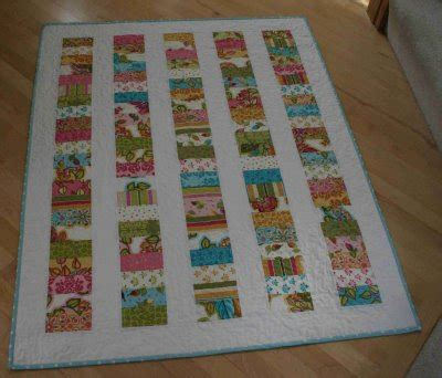 Stacked Coin Quilt Pattern by Stacked Coins Baby Quilt 171 Moda Bake Shop