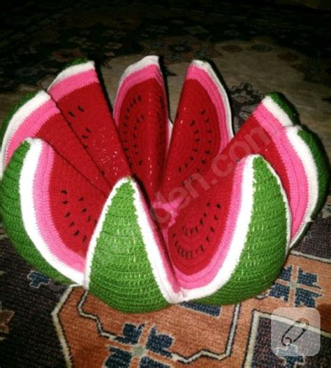 amigurumi watermelon pattern 51 best images about amigurumi on pinterest real dog