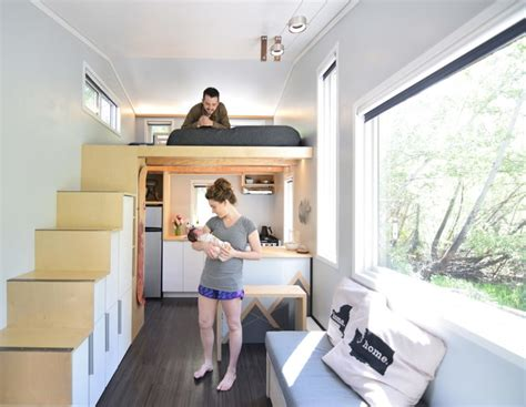 how one adapted a 204 square foot tiny house for