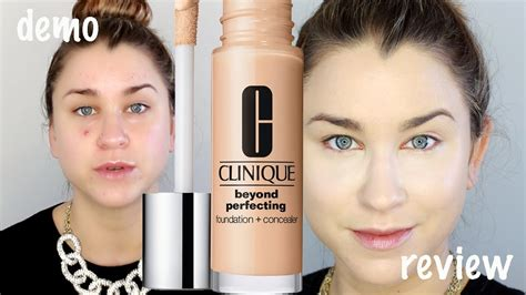 Clinique Beyond Perfecting Foundation new clinique beyond perfecting foundation concealer