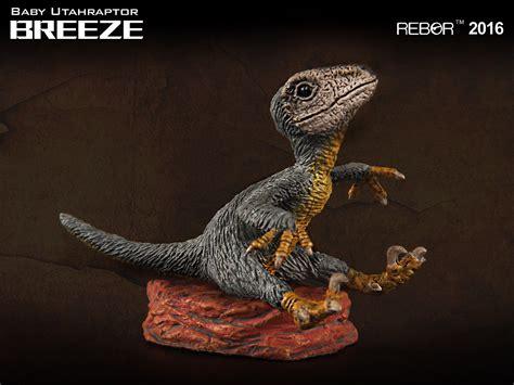 Rebor Compsognathus Bad Company rebor dinosaur model news summer 2016