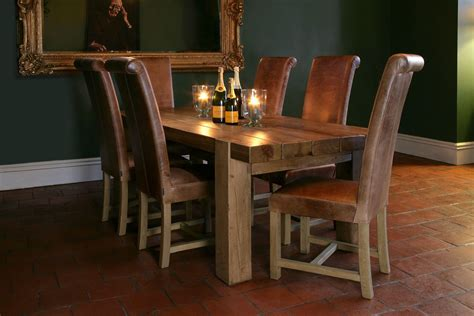 Reclaimed Wood Dining Room Furniture Reclaimed Dining Table Industrial Reclaimed Dining Table Refined Rustic Dining Table Rustic