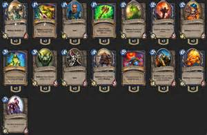 hearthstone deck basic a beginner deck of shaman 2p hearthstone heroes