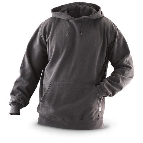 Sweatshirt Workwear Black s carhartt 174 lightweight hooded sweatshirt black 222999 sweatshirts hoodies at
