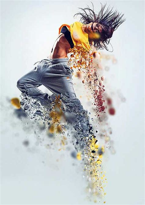 photoshop tutorial on dispersion effect free download dispersion photoshop action best photoshop action