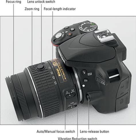 the nikon d3300 camera lens dummies