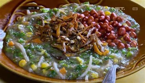 macam macam makanan khas daerah  indonesia  asalnya