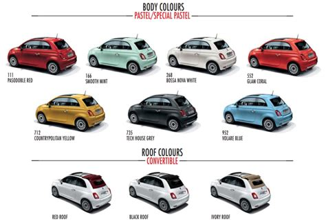 the color lounge new fiat 500 deals and discounts