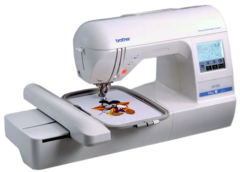 brother embroidery machine patterns brother disney pe750d computerized embroidery machine w