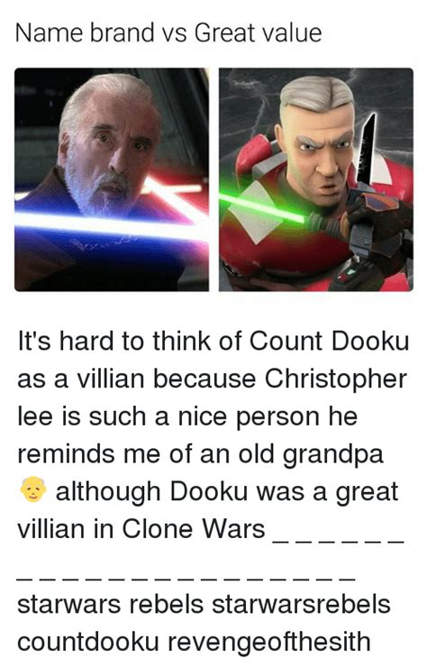 Count Dooku Meme - count dooku meme 28 images dooku ifunny funny count