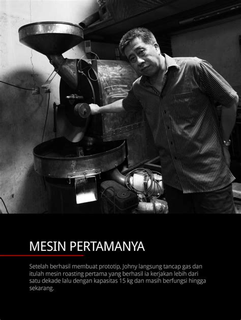 Mesin Roasting Kopi William cikopi