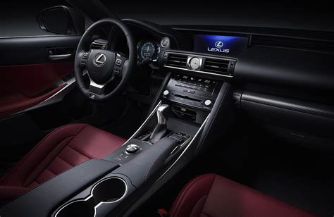 2017 Lexus Is F Sport Facelift Interior Forcegt Com