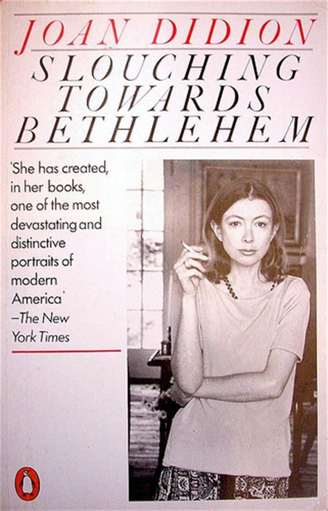 slouching towards bethlehem compact disc maria s bookshop slouching towards bethlehem
