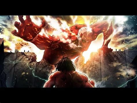 attack on titan espa ol attack on titan trailer amv espa 241 ol