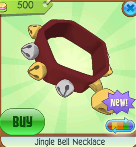Jam Bell And jingle bell necklace animal jam wiki