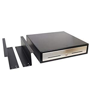 "under counter 18"" point of sale/pos cash drawer with"