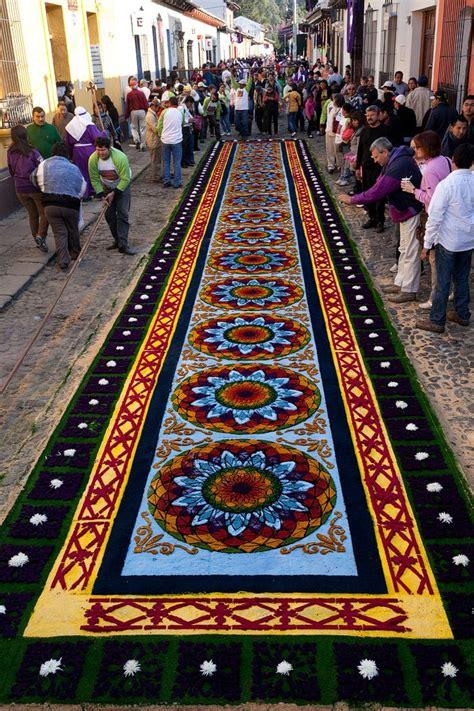 alfombras semana santa guatemala alfombras semana santa in antigua guatemala antigua