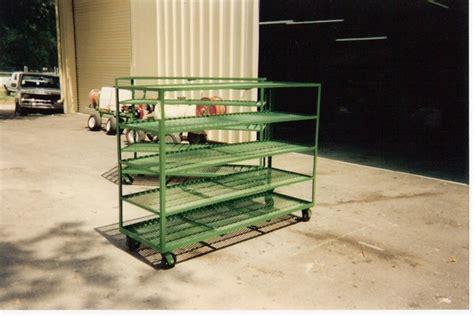 plant rack display racks agri carts com