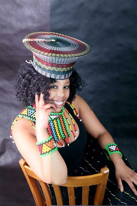 necklaces on traditional nigerian attires the traditional zulu hat has been handcrafted out of