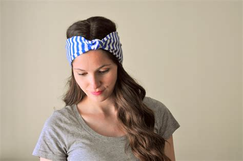 tutorial make turban knotted turban headband diy diy projects