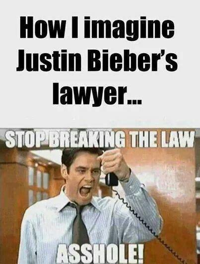 Stop Breaking The Law Meme - 25 best ideas about justin bieber jokes on pinterest