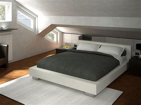 progettare da letto 3d design schlafzimmer dachboden arredaclick