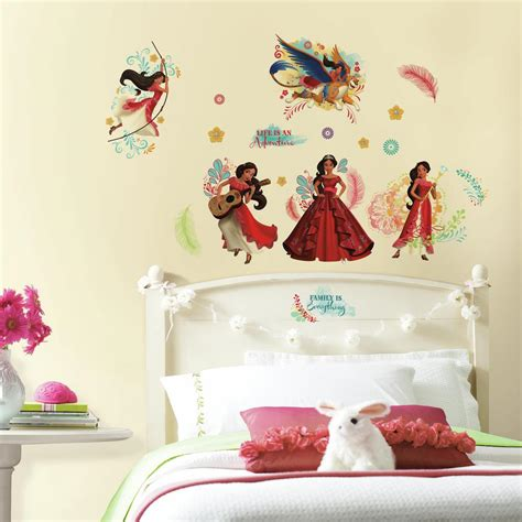 roommates welcomes elena  avalor wall decals roommates blog roommates