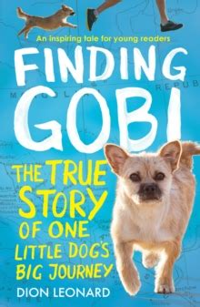 0008227969 finding gobi main edition finding gobi the true story of one little dog s big