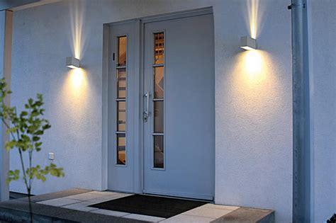 beleuchtung up den hauseingang beleuchten lenwelt ratgeber