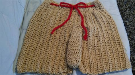 crochet willie warmer pattern willie warmer boxer shorts crochet pattern only digital
