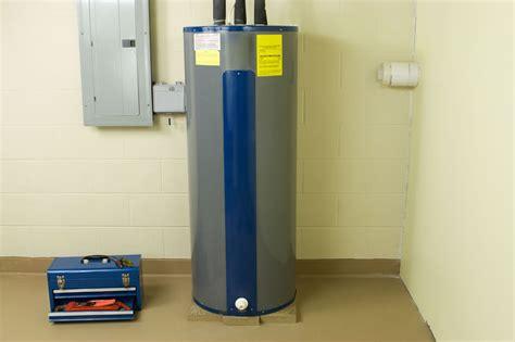 anatomy   tank type gas water heater