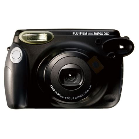 Kamera Polaroid Fujifilm fujifilm instax 210 wide polaroid black mystery gift