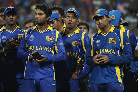 United Baggage Lost by Can Sri Lanka Lay To Rest Ghosts Of Finals Past Cricket